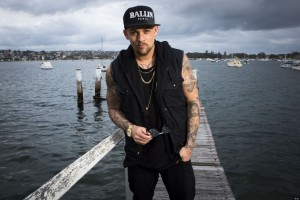 Joel Madden Portrait Shoot
